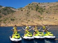 Jet ski ride in Torrevieja