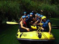 Rafting para grupos