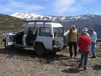 rutas 4x4 en Sierra Nevada
