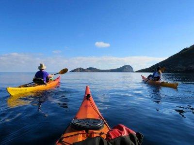 Excursión en kayak por Cala Bonita 3 horas