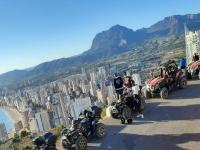 Ruta en buggy a Sierra Helada y Mirador de La Cruz