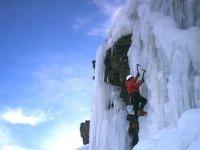 escalada en roca y en hielo