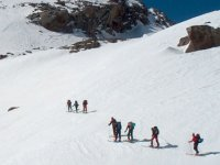 esqui de montaña en sierra nevada