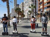 Tour en segway al Balcón del Mediterráneo y playas