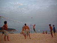 Juegos playa-volei
