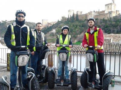 Tour On Segway Granada