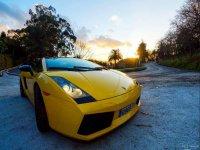 Lamborghini Gallardo giallo