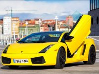 Superlight giallo a Gijon