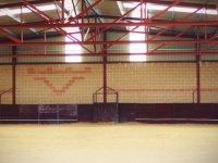 Indoor bullring