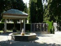 El cementerio de Granada