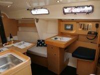 Radio en el velero