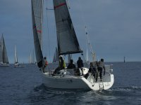 Maneuvers inside the sailboat