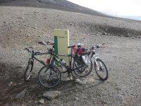 Bicicleta de montaña por Sierra Nevada