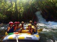 Multiadventure camp in Alfaro 7 days