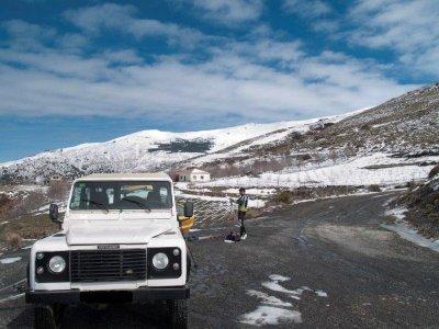 Nevada Guides Rutas 4x4