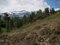 La alta montaña granadina