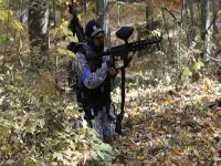 Escenarios de paintball en Madrid