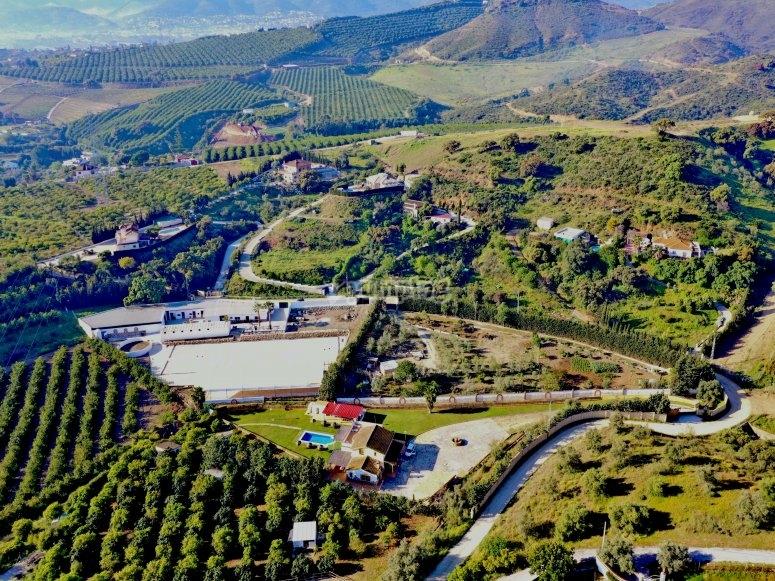 Centro hípico en Málaga para clases de equitación