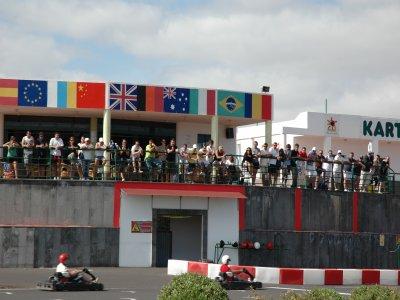 Gran Karting Club de Lanzarote Despedidas de Soltero
