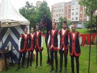 Event with horses in La Rioja