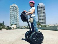 Segway trips through Barcelona