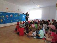 Explicaciones sobre la granja escuela
