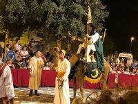 Dromedarios en evento cultural en Manises