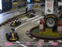 Karting indoor en Granada