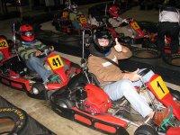 Competiciones en karting indoor en Granada