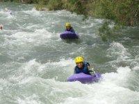 Descenso en hidrospeed por el río Cabriel 2 horas