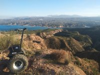 Segway tour to the Granada Geopark