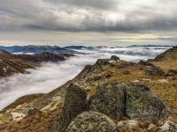 los montes bulgaros