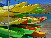 皮划艇出租2-3人Daimús海滩