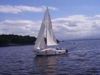 sail under sail