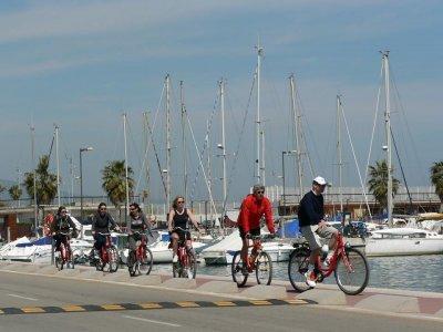 Barcelona By Bicycle Despedidas de Soltero
