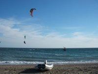Kitesurf in Almeria