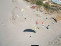 Flying the kites