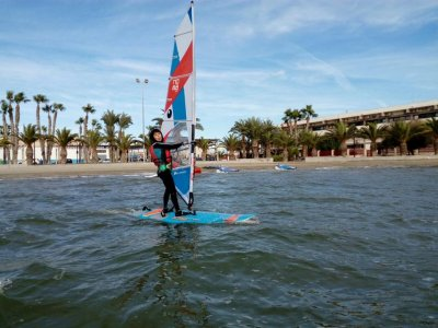 Seaworld Pinatar Windsurf
