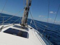 curso de vela de crucero