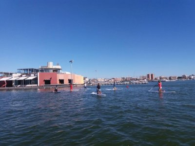Seaworld Pinatar Paddle Surf
