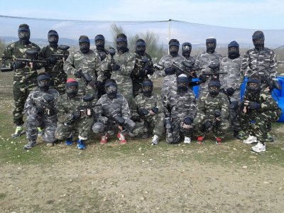 Paintball Jarama
