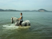 骑马的原始体验