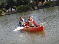 划独木舟与Gesportur