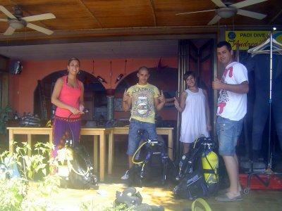 Diving BCN Despedidas de Soltero
