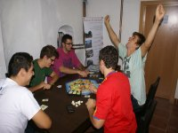 Giochi da tavolo e campionati viventi