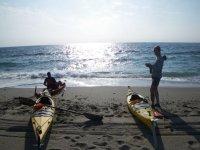 El Playazo个人皮划艇租赁1小时