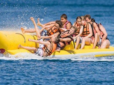 Baliser Playas Banana Boat