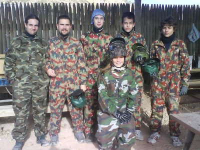 Jumilla Paintball Club
