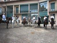 Rutas a caballo desde Villaviciosa