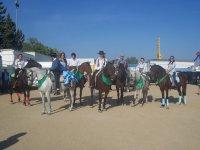 Salidas a caballo por el rio Guadarrama